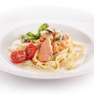 Заказать Паста с морепродуктами, Pizza Smile - Могилев