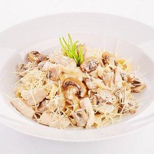 Паста с цыплёнком и грибами, Pizza Smile - Могилев