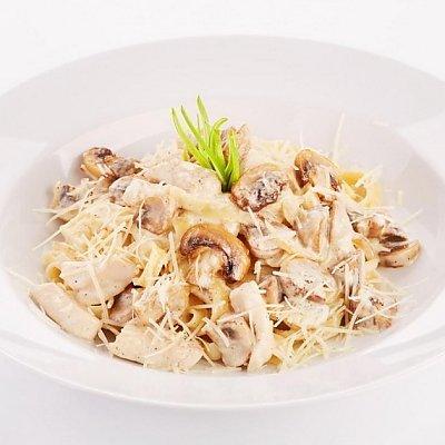 Заказать Паста с цыплёнком и грибами, Pizza Smile - Могилев