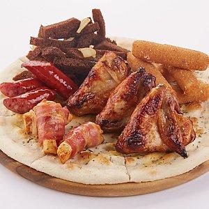 Закуска для друзей, Pizza Smile - Могилев