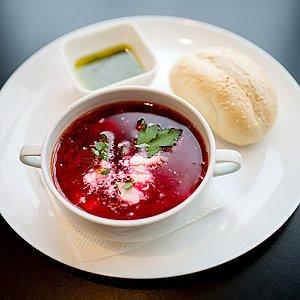 Борщ, Martin Cafe