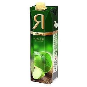 """Сок яблочный """"Я"""", Martin Cafe"""