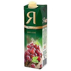 """Сок виноградный """"Я"""", Martin Cafe"""