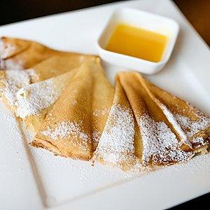 Блинчики с медом, Martin Cafe