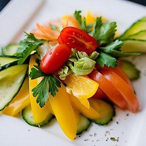 Ассорти овощное, Martin Cafe