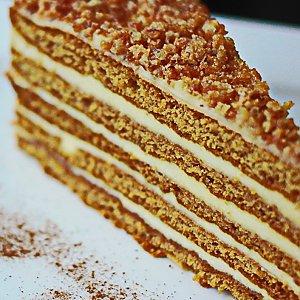 Десерт Медовик домашний, Martin Cafe