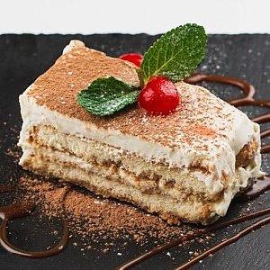 Десерт Тирамису, Martin Cafe