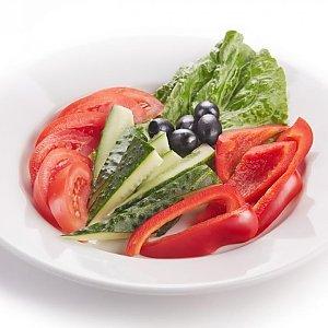 Овощная тарелка, Pizza Smile - Лида