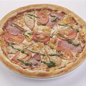 """Пицца """"Куриная с соусом песто"""" детская (26см), Pizza Smile - Лида"""