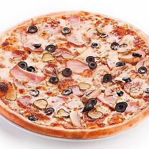 """Пицца """"Пикантная"""" детская (26см), Pizza Smile - Лида"""