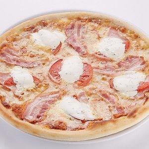 """Пицца """"Со сметанным соусом"""" большая (32см), Pizza Smile - Лида"""