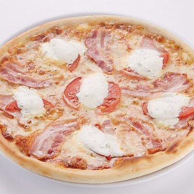 """Заказать Пицца """"Со сметанным соусом"""" большая (32см), Pizza Smile - Лида"""