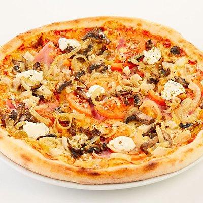 """Заказать Пицца """"Сочная"""" большая (32см), Pizza Smile - Лида"""
