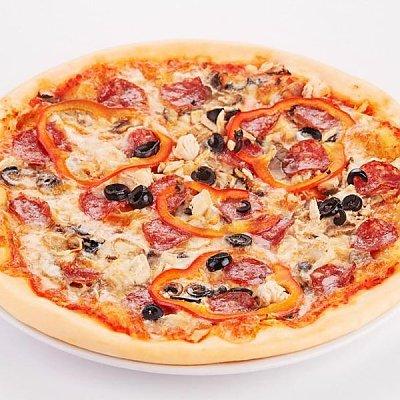 "Заказать Пицца ""Сытная"" большая (32см), Pizza Smile - Лида"