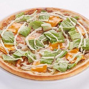 "Пицца ""Бургер"" большая (32см), Pizza Smile - Лида"