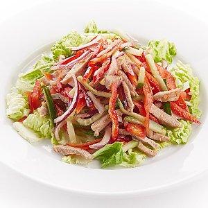 Салат Итальянский с вяленой говядиной и сыром, Pizza Smile - Лида