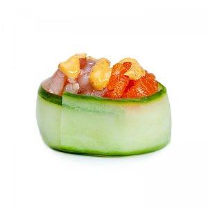 Запеченные суши с мидиями, Banzai - Гомель