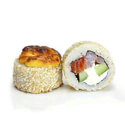 Заказать Ролл запеченный Бостон, BANZAI FOOD
