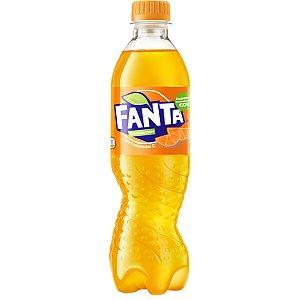 Fanta Апельсин 0.5л, BANZAI FOOD