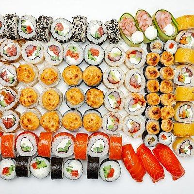 Заказать Сет №10 Харакири, BANZAI FOOD