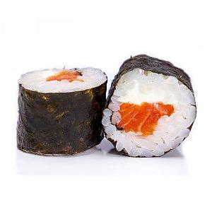 Классика с жареным лососем и сыром, BANZAI FOOD