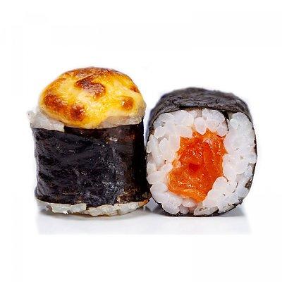 Заказать Классика запеченная с лососем, BANZAI FOOD