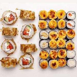 Сет Вкуснее букета, BANZAI FOOD