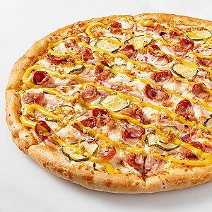 Пицца Баварская Мега 43см, CAFE GARAGE - Гомель