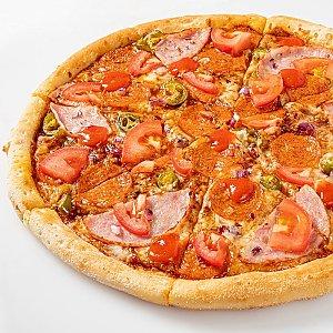 Пицца Дьябло Мега 43см, CAFE GARAGE - Гомель