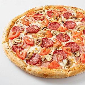 Шеф-пицца 32см, CAFE GARAGE - Гомель