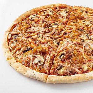 Пицца Барбекю Мега 43см, CAFE GARAGE - Гомель