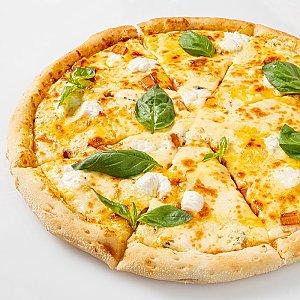 Пицца 5 сыров Мега 43см, CAFE GARAGE - Гомель