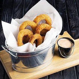 Луковые кольца, CAFE GARAGE - Гомель