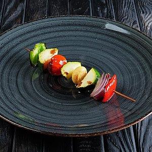 Овощи гриль, CAFE GARAGE - Гомель