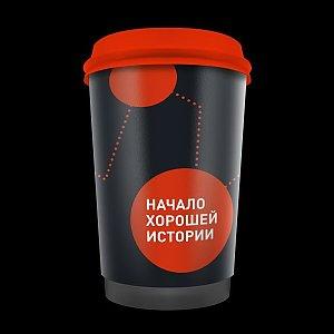 Кофе Раф шоколадный L, CAFE GARAGE - Гомель