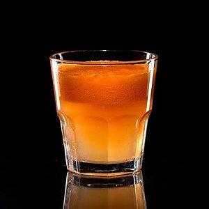 Свежевыжатый сок морковно-яблочный, CAFE GARAGE - Гомель