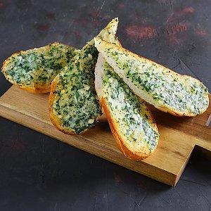 Чесночный хлеб, CAFE GARAGE - Гомель