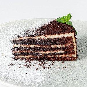 Десерт Пирог яблочный, CAFE GARAGE - Гомель