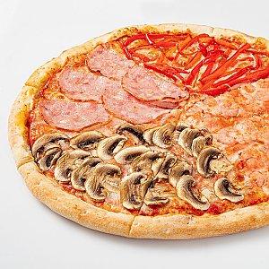 Пицца 4 сезона Мега 43см, CAFE GARAGE - Гомель