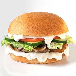 Грибной Бургер Большой, КАКТУС