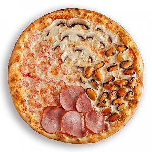 Пицца Четыре Вкуса 32см, КАКТУС
