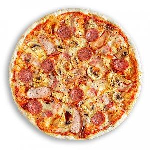Пицца Барбекю 32см, КАКТУС