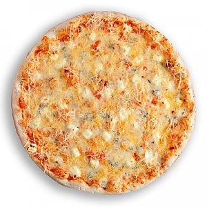 Пицца Пять Сыров 32см, КАКТУС