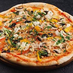Пицца Греческая вегетарианская, Волшебник