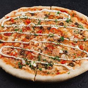 Пицца Морская, Волшебник