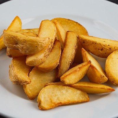 Заказать Картофельные дольки с корнишонами, Волшебник