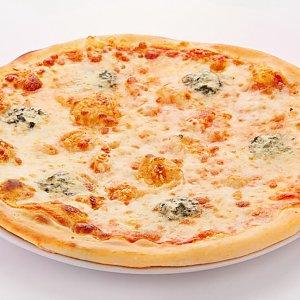 "Пицца ""4 сыра"" детская (26см), Pizza Smile - Светлогорск"