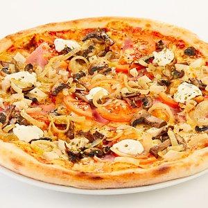 "Пицца ""Сочная"" детская (26см), Pizza Smile - Светлогорск"