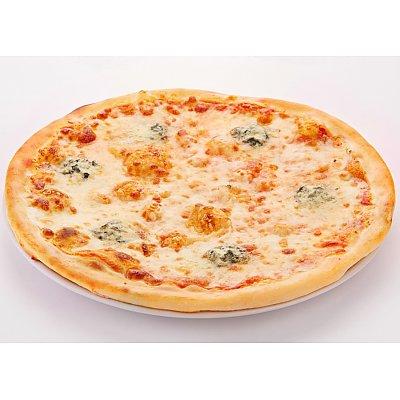 """Заказать Пицца """"4 сыра"""" большая (32см), Pizza Smile - Светлогорск"""