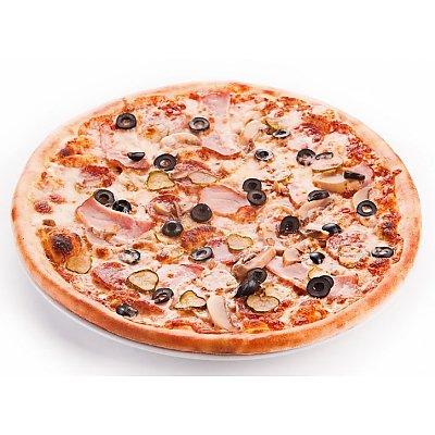 """Заказать Пицца """"Пикантная"""" большая (32см), Pizza Smile - Светлогорск"""